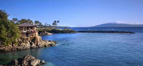 3BR Ocean View Residence At Montage Kapalua Bay