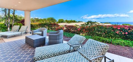 Ho Olei at Grand Wailea - 2 Bedroom Deluxe Ocean View