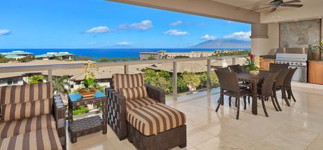 Ho Olei at Grand Wailea - 2 Bedroom Ocean View