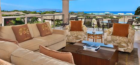 Ho Olei at Grand Wailea - 3 Bedroom Ocean View
